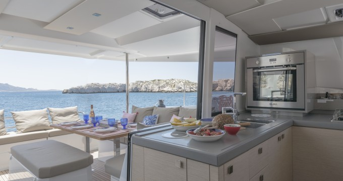 Rent a Fountaine Pajot Astrea 42 Pleasant Valley