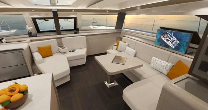 Rental yacht Pleasant Valley - Fountaine Pajot New 51 on SamBoat