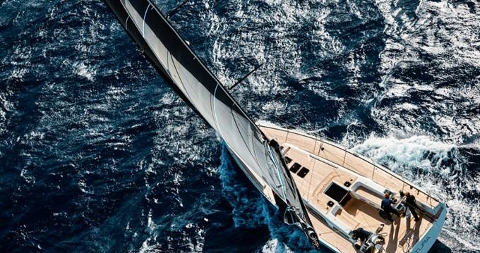 Boat rental Portofino cheap Solaris 55
