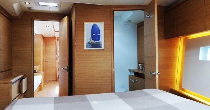 Hire Sailboat with or without skipper Solaris Portofino