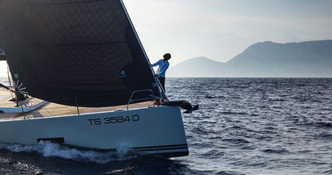 Rent a Solaris Solaris 55 Portofino