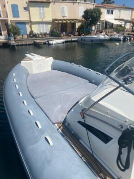 Rental yacht Port Grimaud - Capelli Tempest 1000 on SamBoat