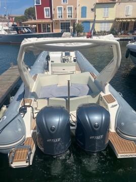 Rental RIB in Port Grimaud - Capelli Tempest 1000