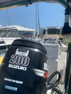 Rental RIB in Toulon - Master Master 750 DIVING