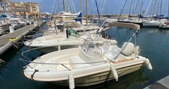 Boat rental Bastia cheap Cap Camarat 515 Style