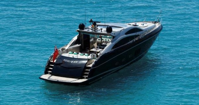 Boat rental Sunseeker Predator 82 in Palma de Mallorca on Samboat