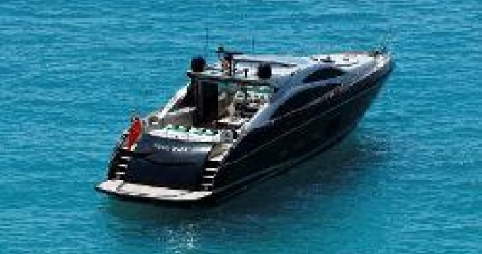 Rental Yacht in Palma de Mallorca - Sunseeker Predator 82