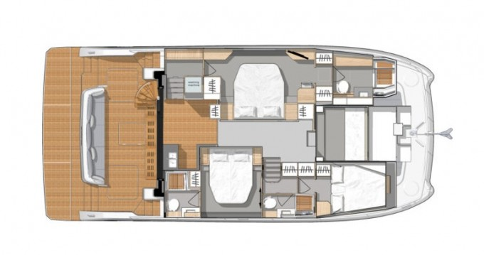 Fountaine Pajot My 44 between personal and professional Annapolis
