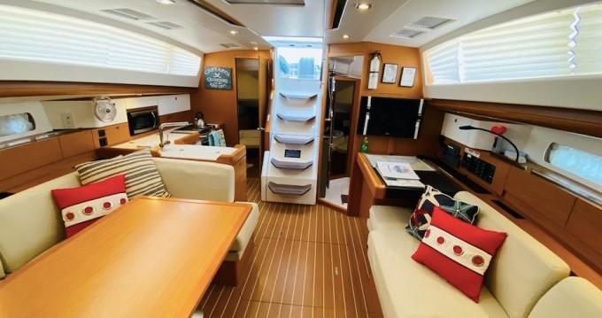 Rent a Jeanneau Sun Odyssey 44DS St. Petersburg