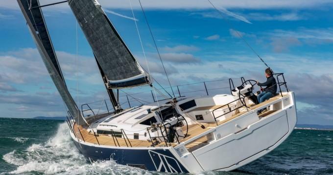 Rental yacht Annapolis - Dufour Dufour 530 on SamBoat