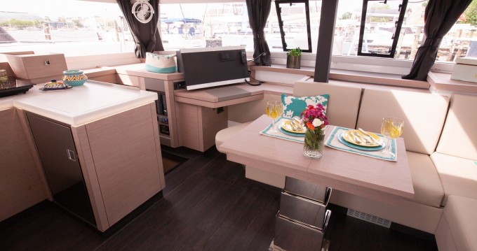 Catamaran for rent Annapolis at the best price