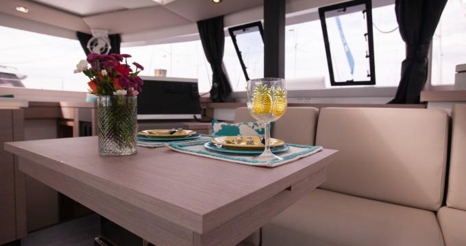 Rental Catamaran in Annapolis - Fountaine Pajot Astrea 42