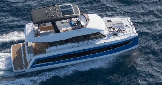 Boat rental Fountaine Pajot My 44 in Annapolis on Samboat