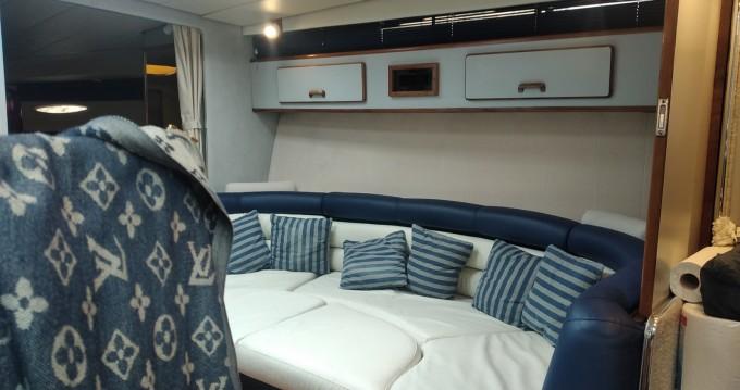 Sea Ray Sea Ray 350 Sundancer between personal and professional Sanremo