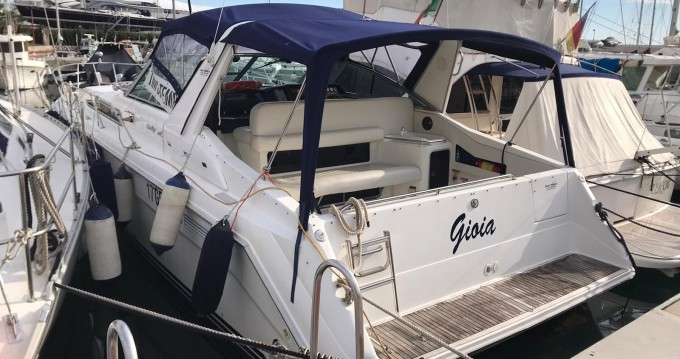 Rental Motorboat in Sanremo - Sea Ray Sea Ray 350 Sundancer
