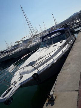 Motorboat for rent Sanremo at the best price