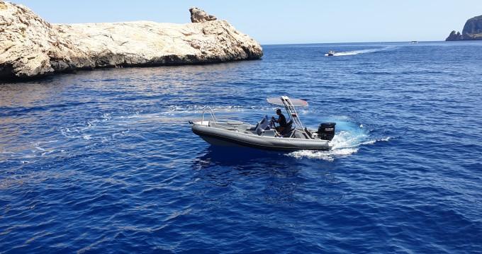 Rent a Aqua Spirit 585DC Sant Antoni de Portmany