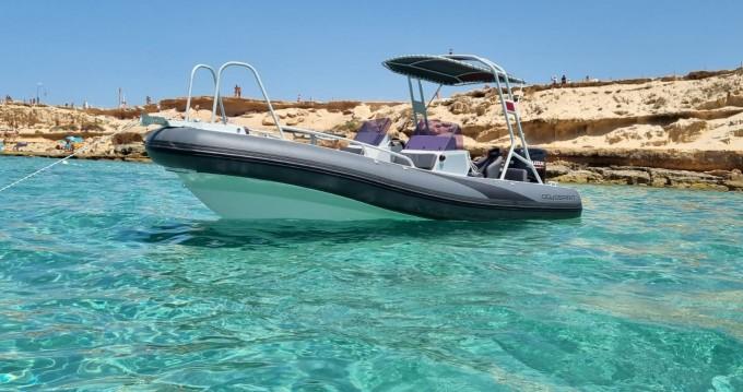 Hire RIB with or without skipper Aqua Spirit Sant Antoni de Portmany