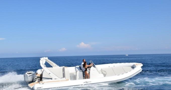 Boat rental Altamarea Wave 27 in Palermo on Samboat