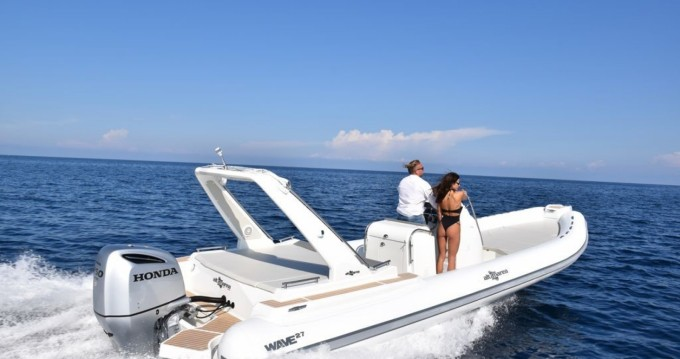 Rental yacht Palermo - Altamarea Wave 27 on SamBoat