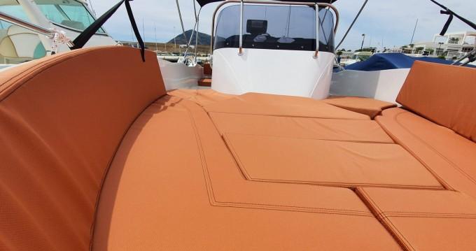 Boat rental Okiboats Barracuda 545 Open in Puerto Campomanes Greenwich on Samboat