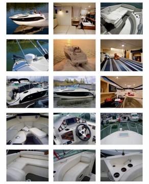 Rental Motorboat in Thonon-les-Bains - Bayliner Bayliner 255