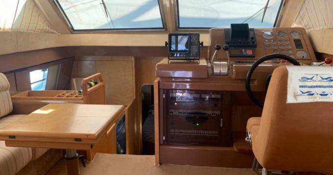 Boat rental Technema Posillipo 52 in Antibes on Samboat