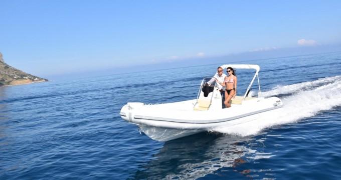 Boat rental Palermo cheap Wave 20