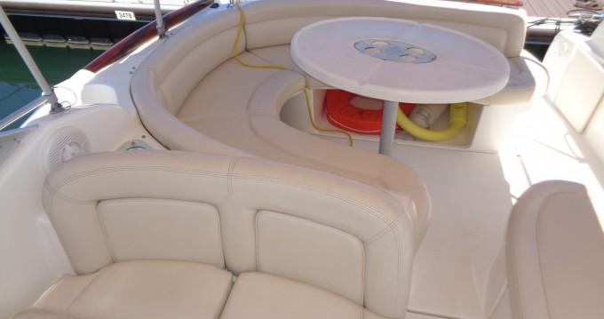 Boat rental Golfe-Juan cheap Leader 805
