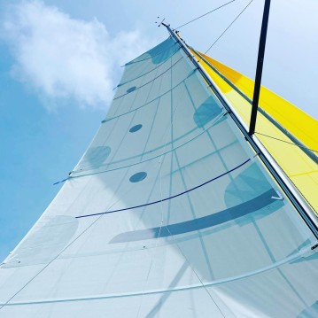 Hire Sailboat with or without skipper Pogo Structures La Rochelle