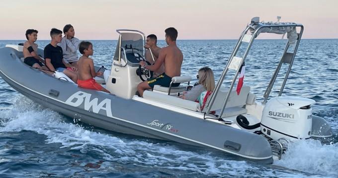 Rental yacht Port-Vendres - Bwa Sport 19 GT on SamBoat