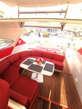 Boat rental Golfe-Juan cheap Conam 58 S
