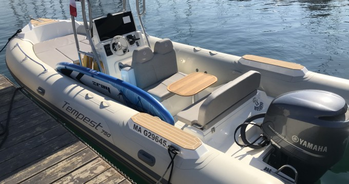 Boat rental Capelli Tempest 750 in Marseille on Samboat