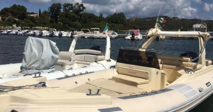 Boat rental Solemar Solemar 25 s  in Porto Pozzo on Samboat