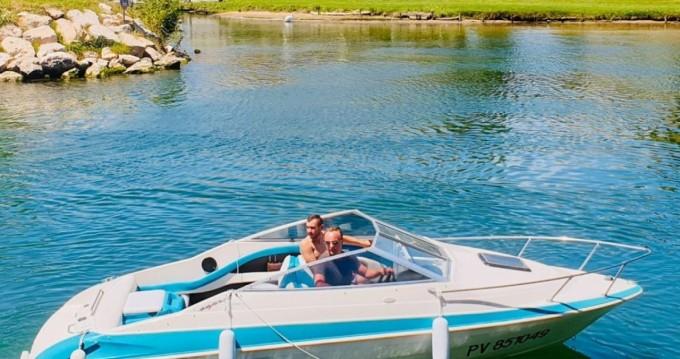 Rent a Bayliner Capri 2052 Mandelieu-la-Napoule