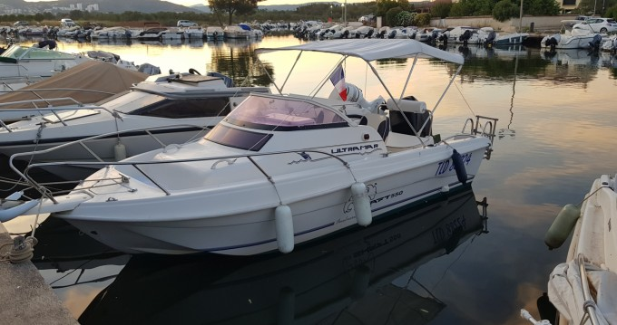 Hire Motorboat with or without skipper Ultramar Hyères