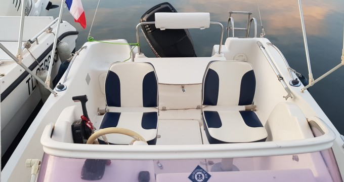 Rental yacht Hyères - Ultramar Shaft 550 on SamBoat