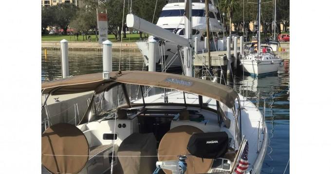 Rental Sailboat in St. Petersburg - Jeanneau Sun Odyssey 519