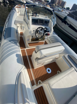 Hire RIB with or without skipper Lomac Mandelieu-la-Napoule