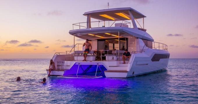 Rental yacht Mahé - Leopard Leopard 53 Power cat on SamBoat