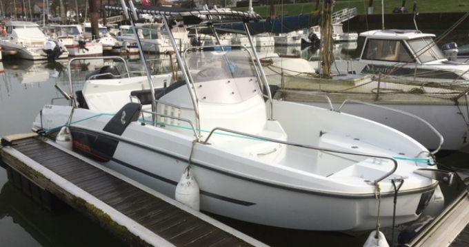 Rental yacht Anglet - Bénéteau Flyer 6.6 SUNdeck on SamBoat