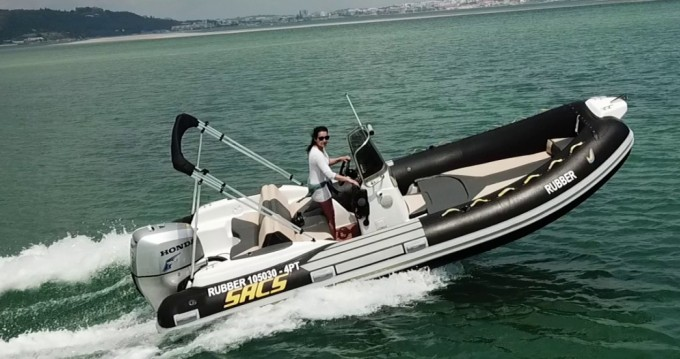 Boat rental Setúbal cheap Sacs S 590