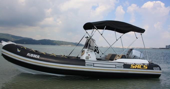 Boat rental Sacs Sacs S 590 in Setúbal on Samboat