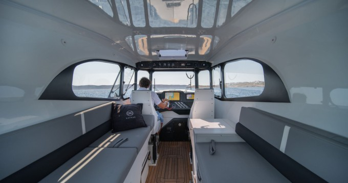 Hire RIB with or without skipper Rafnar Athens