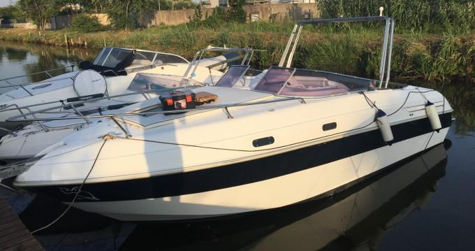 Boat rental Porto Badino cheap Fiart 27