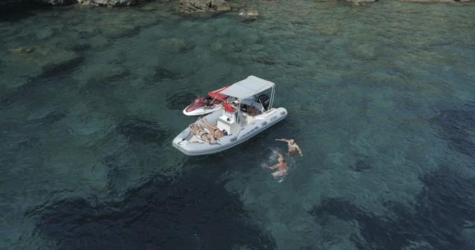 Rental yacht Port de Hyères (St Pierre) - Bsc BSC 53 on SamBoat