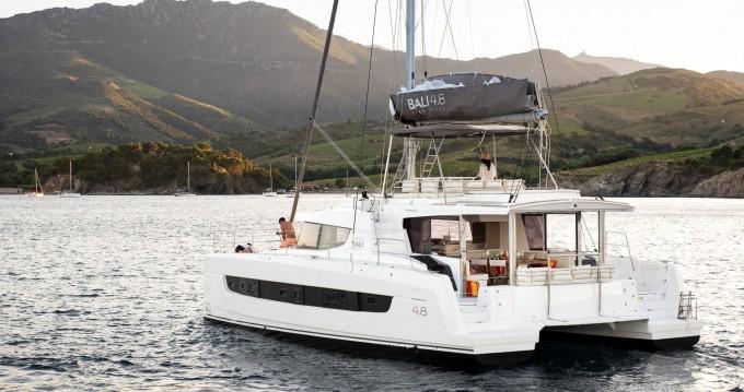Rental yacht Alimos - Bali Catamarans Bali 4.8 on SamBoat