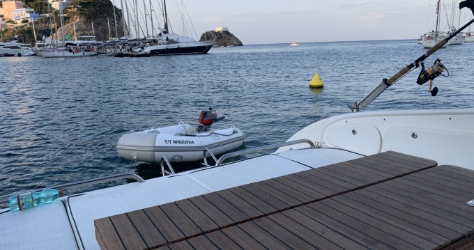Hire Motorboat with or without skipper Fiart Porto Badino