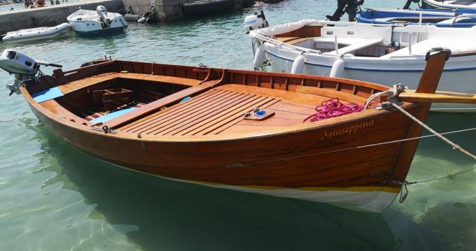 Boat rental Archetti Dingotto in Otranto on Samboat