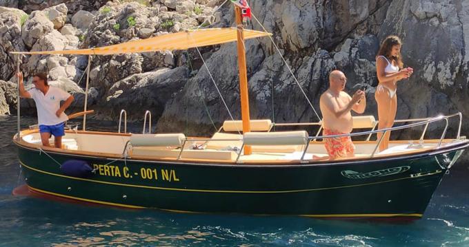 Boat rental Capri (Island) cheap ECQUA 7.40